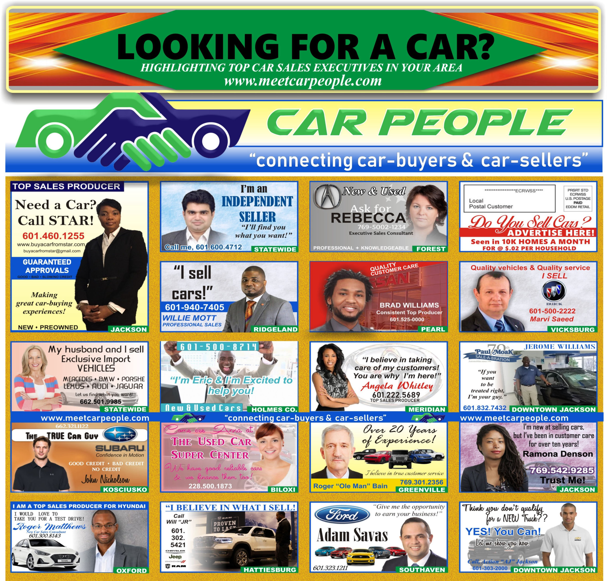 CAR PEOPLE Monthly